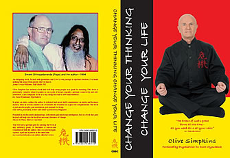 Change Your Thinking Change Your Life - a book by Clive Simpkins